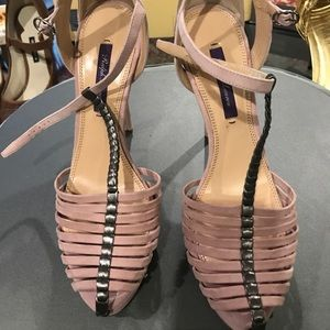 Ralph Lauren collection 39.5 b like new sandal